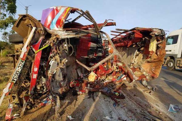 Ужасное ДТП в Кении унесло жизни более 35 человек