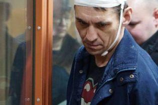 """Нападника на відділення """"Укрпошти"""" у Харкові заарештували на два місяці"""