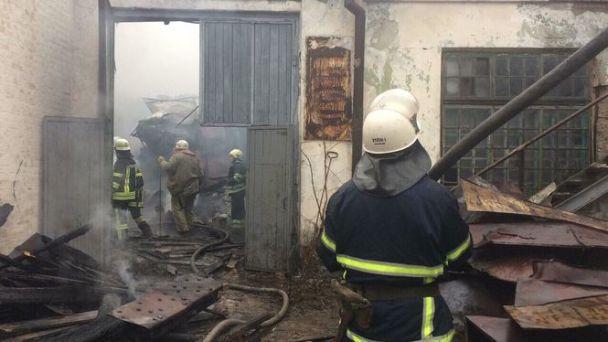На Днепропетровщине взорвалась автоцистерна с газом
