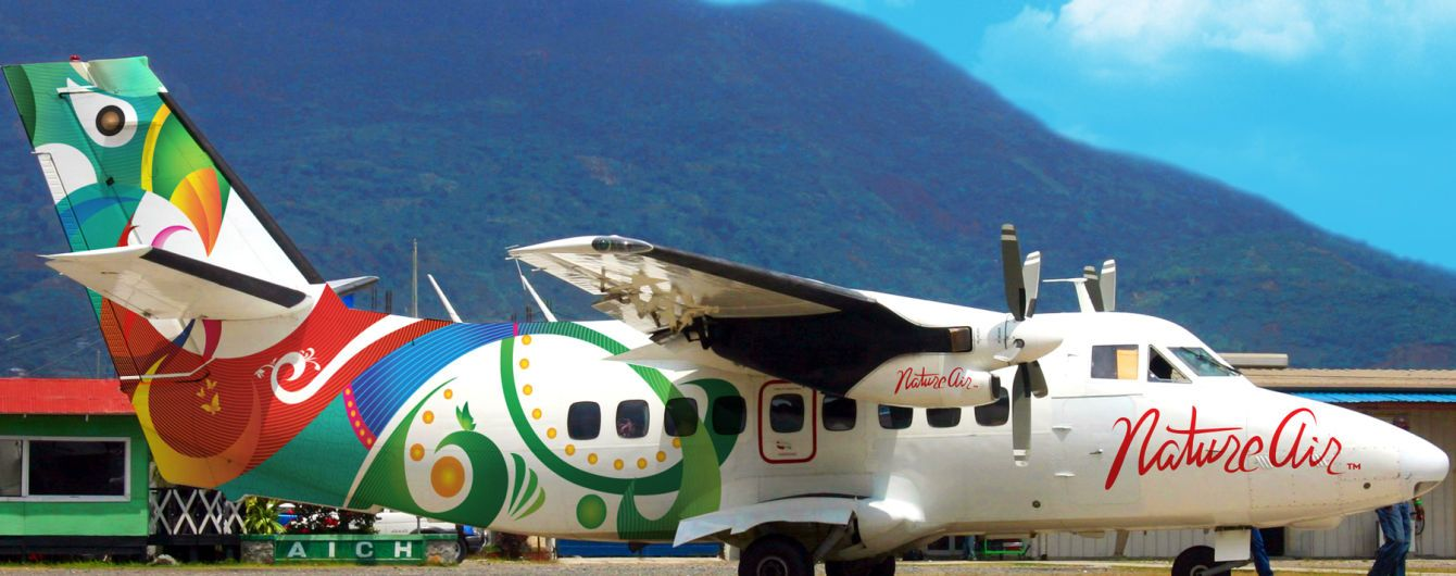 В Коста-Рике разбился самолет: 12 погибших