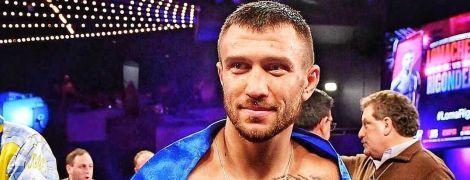 Ломаченко став обличчям авторитетного боксерського журналу