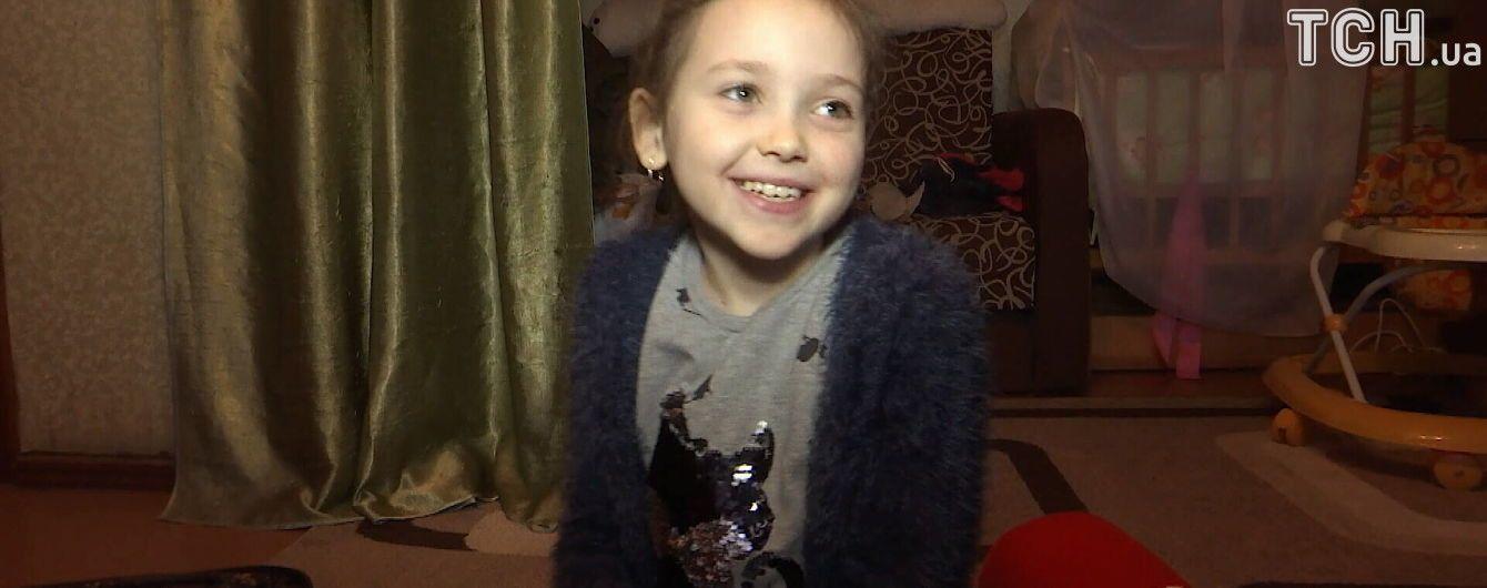 Завдяки глядачам ТСН 8-річна Іванка отримала шанс на порятунок, але знову потребує допомоги