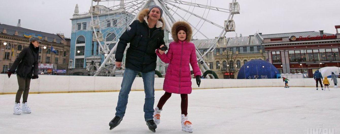 Декабрь в Киеве оказался рекордно теплым за последние 136 лет