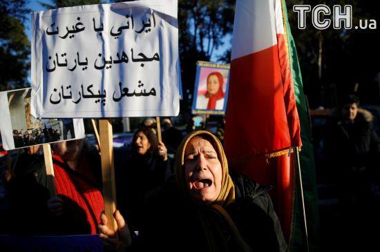 Наслідки кривавих протестів в Ірані: майже півтисячі затриманих та 29 загиблих. Інфографіка
