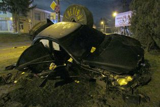 В Шепетовке задержали водителя, сбившего женщину с двухлетним ребенком в коляске и сбежавшего с места ДТП
