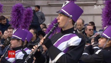 Новорічний парад у Лондоні зібрав півмільйона глядачів