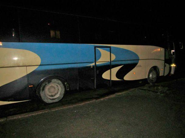 На Житомирщині п'яний чоловік погрожував підірвати автобус із пасажирами