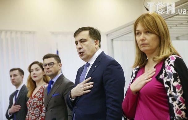 Судебное заседание над Саакашвили перенесли