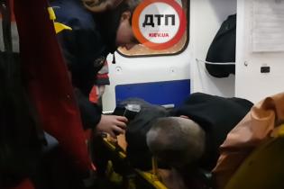 У поліції розповіли подробиці аварії з п'яним суддею в Києві