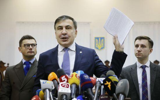 Саакашвілі у Грузії засудили до трьох років позбавлення волі