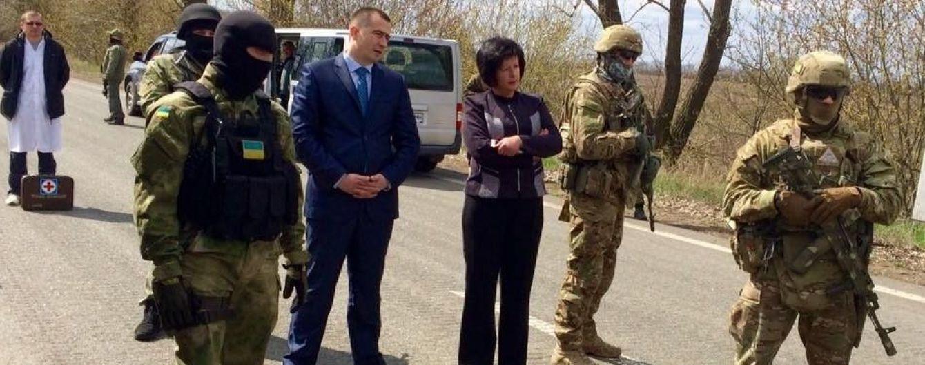 Лутковська розкрила подробиці, чому екс-мер Торецька та інші особи не захотіли повертатися до ОРДЛО