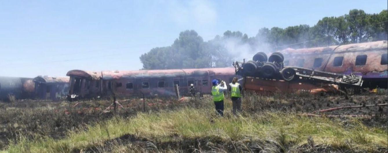 В Африке во время столкновения поездов пострадали почти 300 человек, есть погибшие