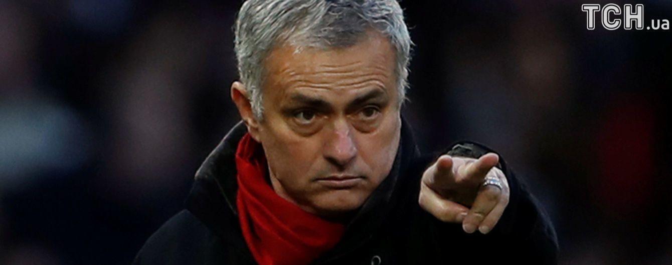 """Головний тренер """"Манчестер Юнайтед"""": Інформація про мій відхід з команди - сміття"""