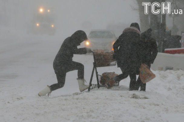 У Києві для прибирання снігу залучатимуть військових і техніку приватних підприємців, - КМДА - Цензор.НЕТ 8912