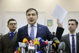 """В окружении Порошенко рассказали о том, как будут бороться со """"слабым"""" Саакашвили"""