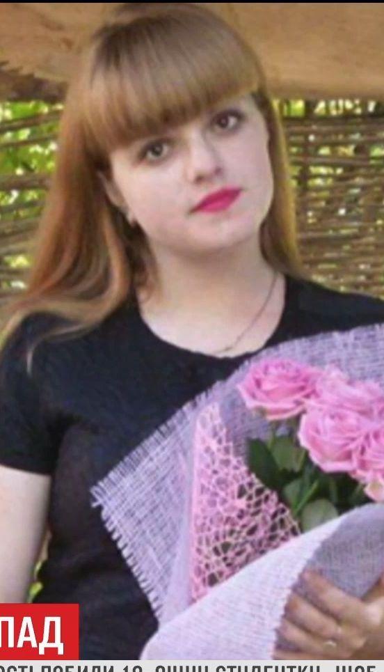 В Житомире злоумышленники перерезали горло студентке и били ее до обморока