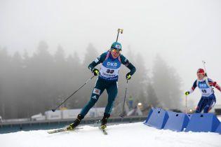 Українські біатлоністки фінішували восьмими в останній естафеті сезону на Кубку світу