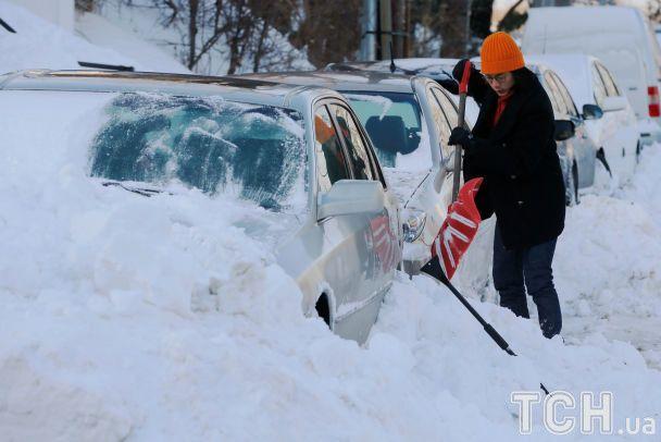 """Покрытые льдом авто и замерзшие игуаны. """"Циклон-бомба"""" заморозил США до 29 градусов"""