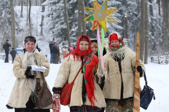 Українці святкують Різдво. Текстова трансляція