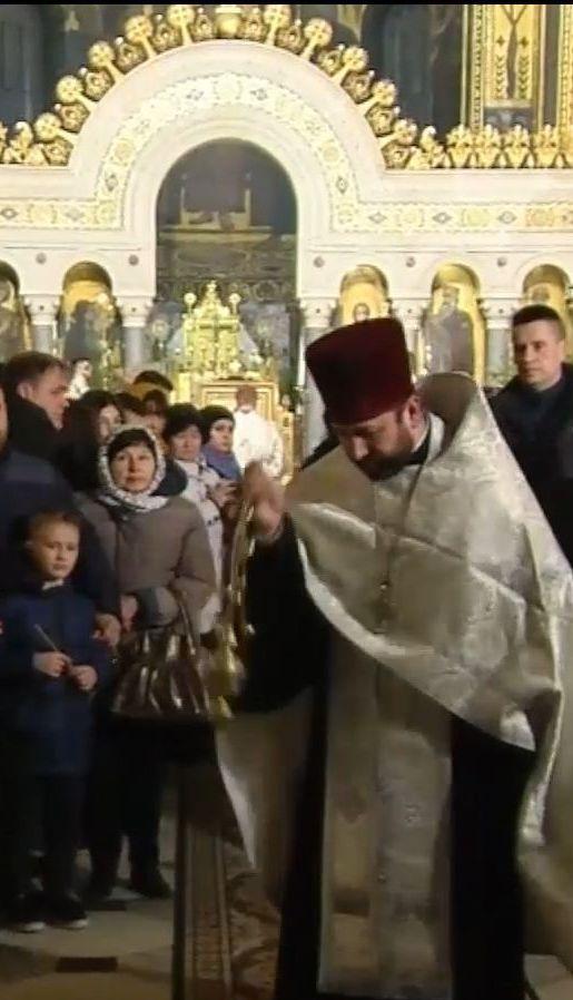 У головних храмах Києва розпочались різдвяні богослужіння