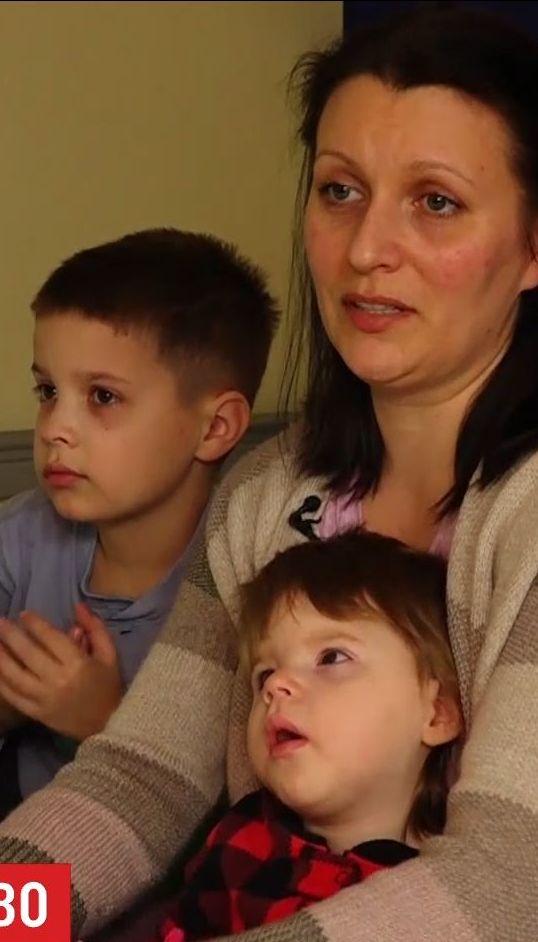 Жительница Берлина осуществила мечту семьи Марии, на лечение которой собирали зрители ТСН