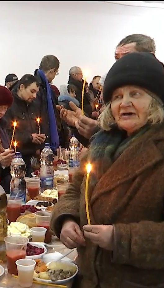 Різдво для кожного: у Львові організували благодійні обіди для нужденних