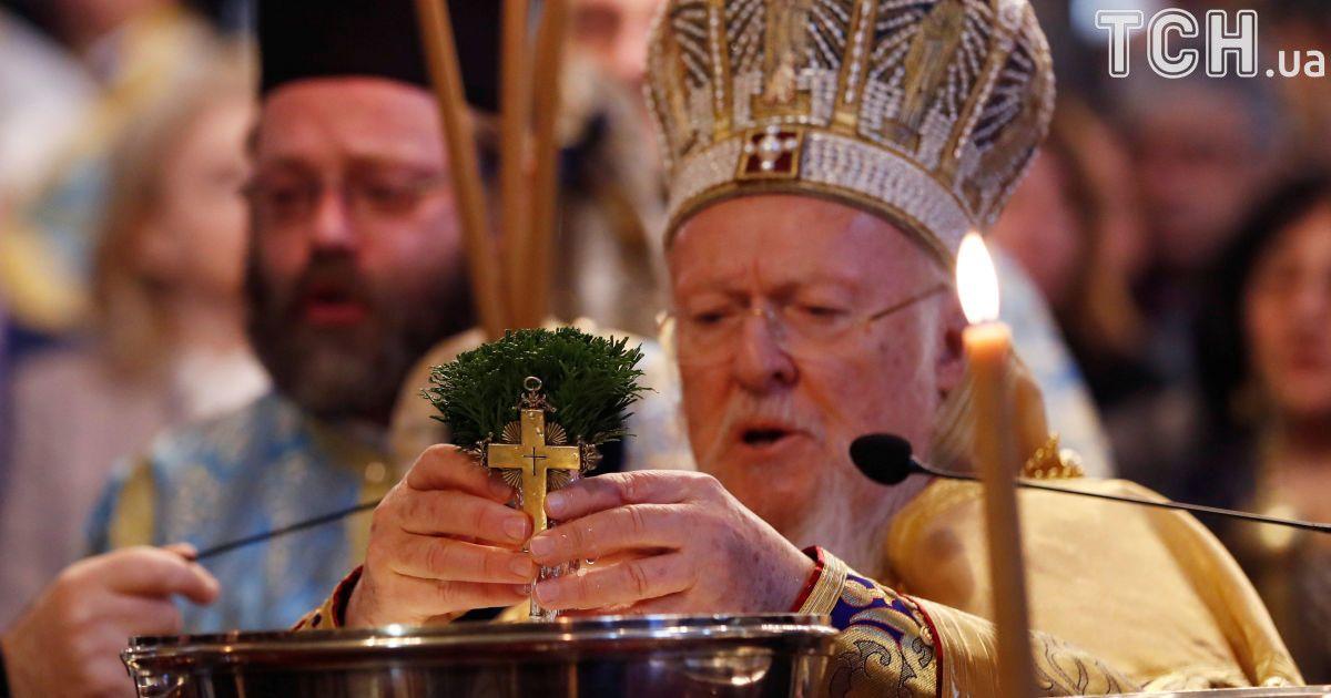 Пока в Украине отмечают Сочельник большинство христиан мира празднуют Крещение