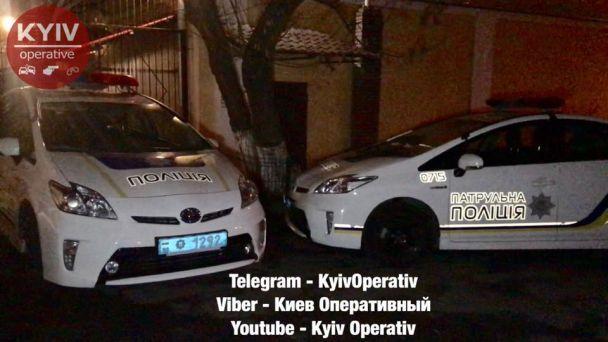У Києві на Подолі сталося криваве вбивство