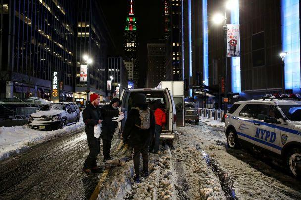 Близько 100 млн американців потерпають від екстремального холоду