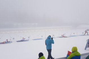 """""""Їжачки в тумані"""". Шведи виграли естафетну гонку Оберхофа, українці – провалили"""