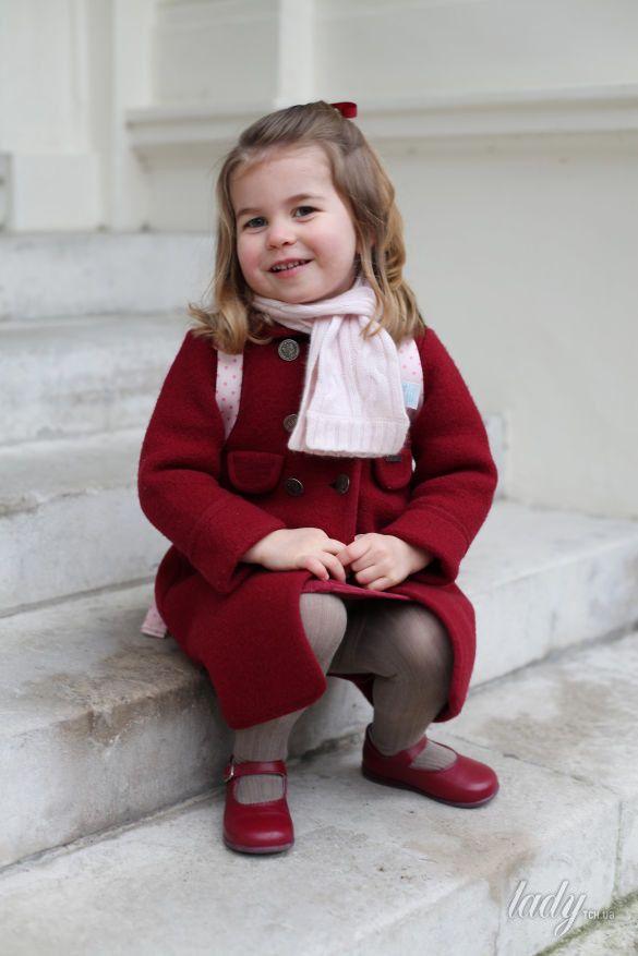 Принцесса Шарлотта, дочь Кембриджей_2