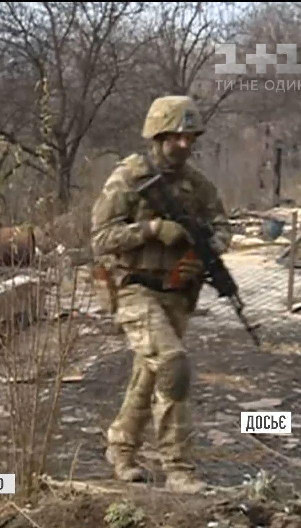 """Боевики на фронте минометами и снайперскими выстрелами придерживаются """"рождественского перемирия"""""""