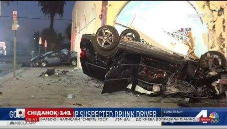 Три украински пострадали в страшном ДТП в Лос-Анджелесе