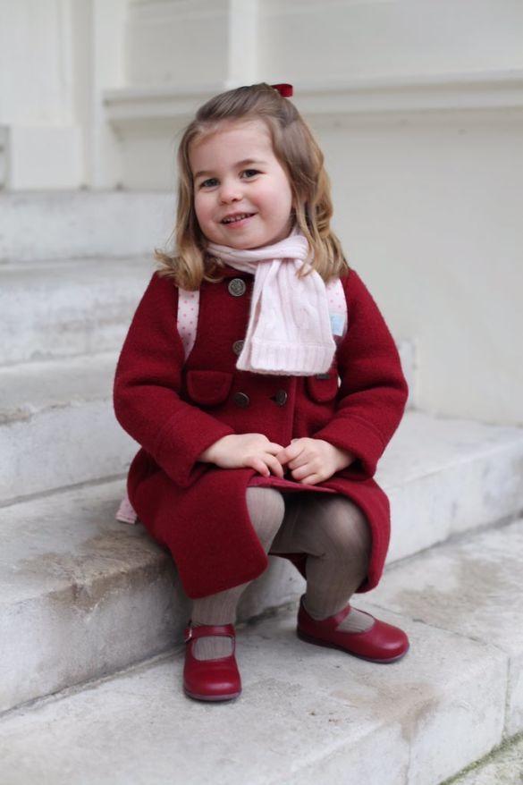 Кейт Міддлтон принцеса Шарлота_2