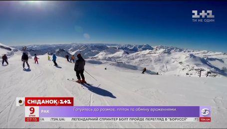 Україна стала лідером з імпорту лиж і сноубордів у Євросоюз