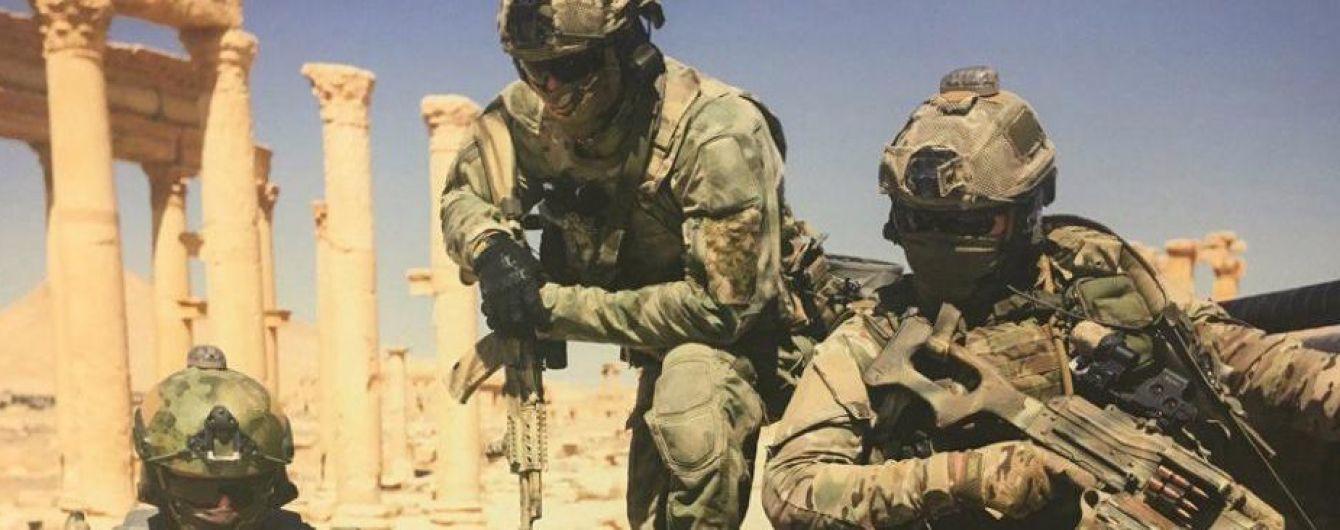 Добре продуманий міф: росіяни вигадали приватну військову компанію у Сирії
