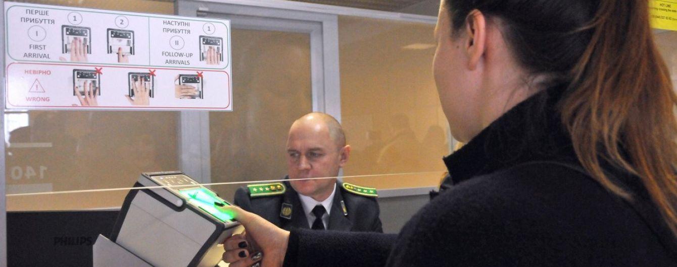 """Россия начала """"мстить"""" из-за биометрического контроля на границе Украины"""