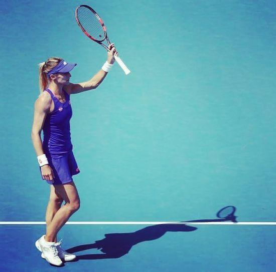 Українська тенісистка Цуренко впевнено вийшла до чвертьфіналу турніру серії WTA International