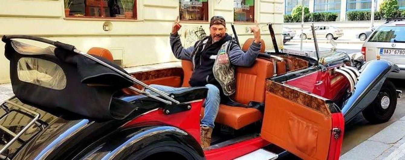 Бывший зять Тимошенко Шон Карр страдал болезнью печени