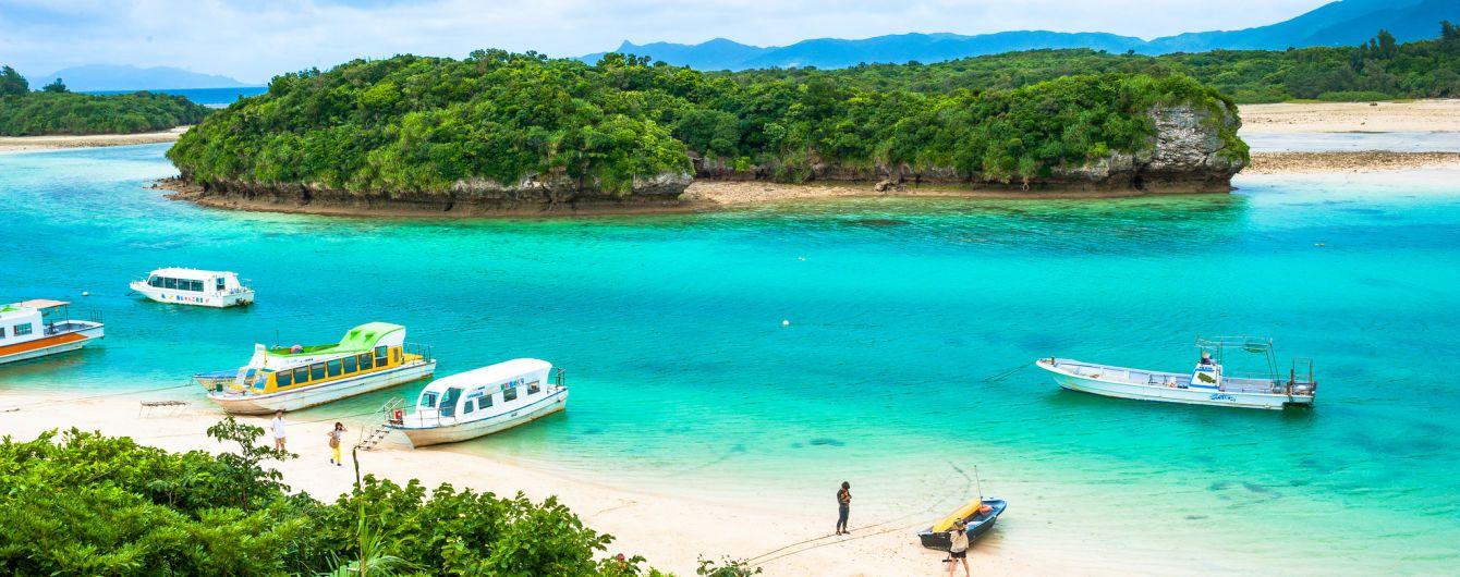 Райський острів з неймовірним підводним світом очолив рейтинг нових найкращих напрямків 2018 року