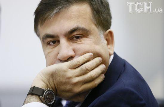 В АП спростовують, що Саакашвілі вивезли із України літаком компанії Порошенка