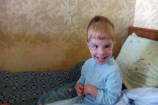 Родители Валентина просят финансовой помощи на лечение сына