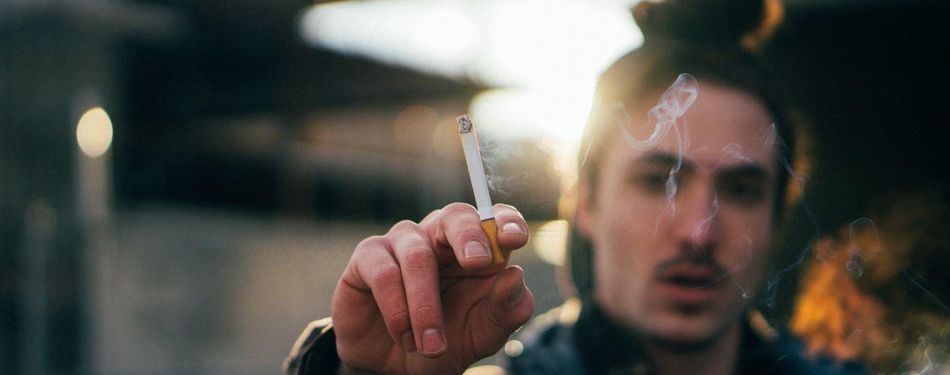 Учені шокували статистикою про кількість людей, які уже після першої сигарети стають постійними курцями