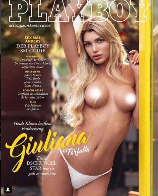 Німці по-різному зреагували на історичну обкладинку Playboy з білявкою-трансгендером