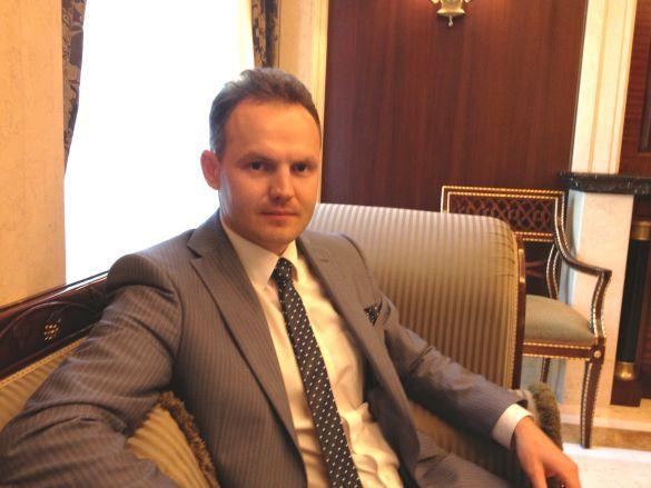 Юрист Михайло Можаєв