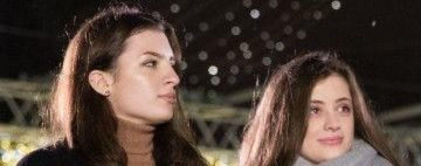 Красивые и стильные: Петр Порошенко поздравил дочерей с совершеннолетием
