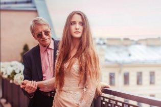 У молодої дружини 87-річного Івана Краска знайшовся коханець – ЗМІ