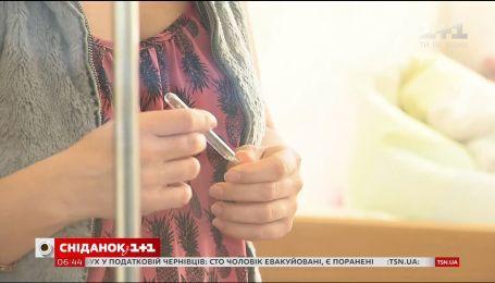В Украине распространяется заболевания корью