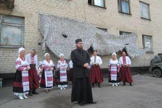 У церкві Запоріжжя стався скандал через священика, який заговорив українською