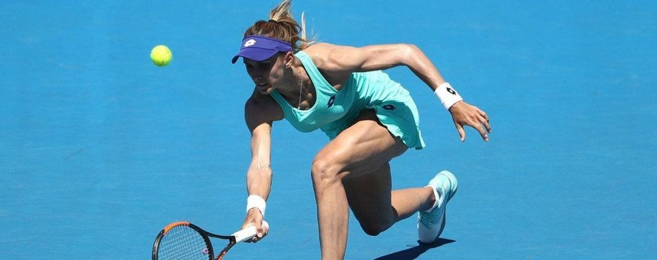 Украинская теннисистка Цуренко вышла в финал престижного турнира в Акапулько